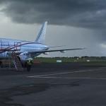 Второй SSJ 100 авиакомпании CityJet начал выполнять коммерческие полёты