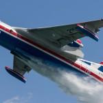 Первый серийный Бе-200ЧС войдёт в состав МЧС России