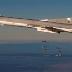 Дальние бомбардировщики Ту-22М3 нанесли очередной удар по объектам ДАИШ в Сирии (видео)