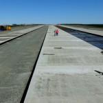 В норильском аэропорту длина ВПП будет уменьшена до 2530 метров