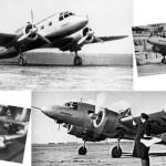 20 августа 1936 года выполнил первый полёт пассажирский самолёт АНТ-35