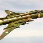Истребитель-бомбардировщик Су-17 — тридцать лет на вооружении страны