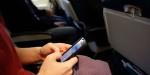 Авиакомпания «Россия» изменила правила пользования электронными устройствами во время полёта
