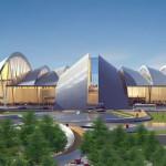 Новый аэропорт Ростова-на-Дону презентован на инвестиционном форуме «Сочи-2016»