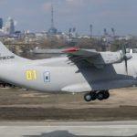 Ил-112В — лёгкий военно-транспортный самолёт
