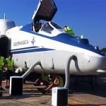 Самолёт М-55 «Геофизика» завершил этап исследований стратосферы над Средиземным морем