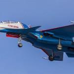 «Русские Витязи» пересели на новые машины!