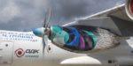 Начались лётные испытания двигателя ТВ7-117СТ на летающей лаборатории Ил-76ЛЛ (видео)
