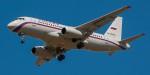 СЛО «Россия» приступил к эксплуатации самолётов Sukhoi Superjet 100 в компоновке бизнес-класса