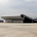 В Ейске продолжается строительство комплекса для тренировки посадки на палубу авианосца