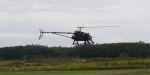 «Тайбер» завершил испытания электровертолёта