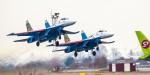 Пилотажные группы «Русские Витязи» и «Стрижи» летят на авиашоу в Китай