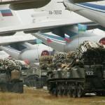 Подразделения ВДВ будут переброшены в Египет на учения транспортными Ил-76