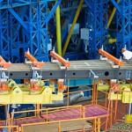 В ЦАГИ прошли повторные испытания композитного кессона стабилизатора МС-21