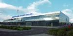 Новый терминал международного аэропорта Нальчик достроят к концу 2017 года