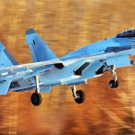 Четвёрка новых Су-35С переброшена в Сирию