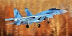 В Петрозаводск прибыло звено истребителей Су-35С (видео)