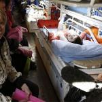 Доктор Лиза везла в госпиталь Латакии медикаменты