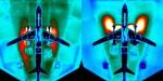 МС-21 — проведены испытания на режиме реверса тяги двигателей