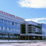 Завершена реконструкция аэропорта Рощино (Тюмень)