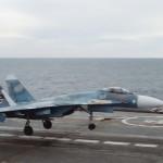 Затонувшие в Средиземном море истребители МиГ-29К и Су-33 решено не поднимать