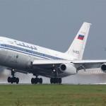22 декабря 1976 года первый полёт совершил аэробус Ил-86