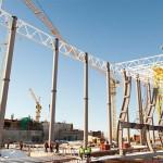 В Симферополе продолжается строительство нового аэропорта