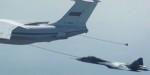Лётные испытания ПАК ФА — дозаправка в воздухе