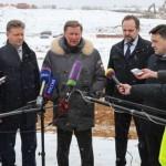 На ликвидацию свалки на месте строительства ВПП-3 в Шереметьево выделено 1,4 млрд рублей