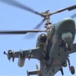 Два опытных вертолёта Ка-52М проходят лётные испытания