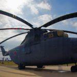 Модернизированный вертолёт Ми-26Т2В приступил к госиспытаниям