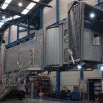 Завершено производство и тестирование первого телетрапа для аэропорта Платов