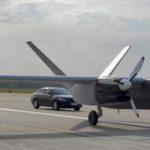 Первый полёт обновленного беспилотника «Альтиус» состоится в мае-июне 2019 года