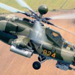 Вертолёт Ми-28НМ получит в состав вооружения «изделие 305»