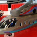 Определены технические параметры перспективного тяжёлого российско-китайского вертолёта
