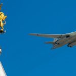 Ту-160 возглавит на параде Победы 2017 группу из четырёх Ту-22М3