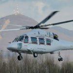 Третий Ка-62 поднялся в воздух в режиме висения