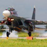 Модернизированный Су-30СМ готовится к лётным испытаниям
