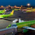 За 15 лет S7 выполнила из Домодедово 750 тыс. рейсов