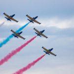 В МАКС-2017 примут участие восемь пилотажных групп