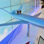 В Ле Бурже ОАК показала модель концептуального самолёта М-60