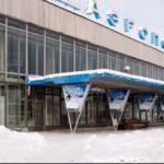 Международный аэропорт Стригино законсервировал старый терминал
