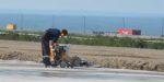 В аэропорту Норильска завершена укладка бетона взлётно-посадочной полосы