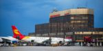 Beijing Capital Airlines совершила первый рейс между российской столицей и китайским Циндао