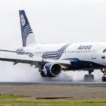 За пол года авиакомпания «Аврора» увеличила перевозку пассажиров по Приморью на 33%
