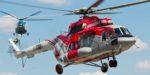 «Вертолёты России» поставили ГТЛК первые три вертолёта Ми-8АМТ