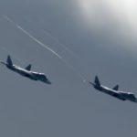 Истребители пятого поколения Су-57 переброшены в Сирию