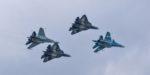 1 августа 2015 года были созданы Воздушно-космические силы России