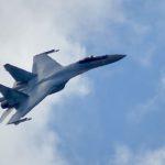 В 2018 году Россия завершит поставку истребителей Су-35 в Китай
