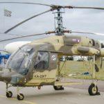 В Бурятии запустили производство опытных вертолётов Ка-226Т